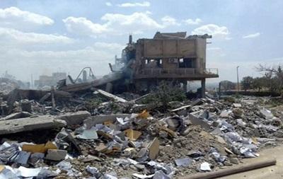 У Сирії стверджують, що удари США зруйнували центр боротьби з раком