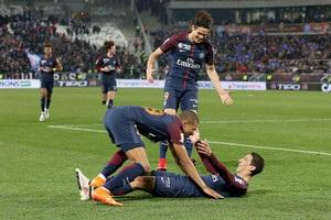 ПСЖ в седьмой раз стал чемпионом Франции