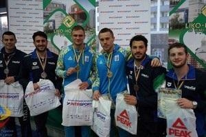 Кубок України зі стрибків у воду: українці виграли 8 золотих медалей