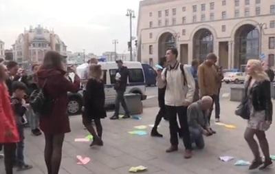 У Москві проходить акція на підтримку Telegram