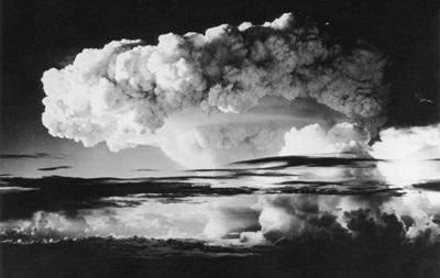 Ученые показали ядерный взрыв у Белого дома