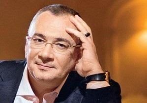 Милиция закрыла дело по факту ДТП с участием Меладзе