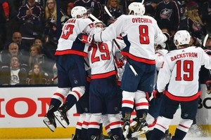 НХЛ: Вашингтон обіграв Коламбус, Вегас пройшов Лос-Анджелес