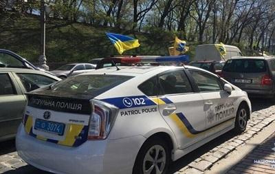 Поліція посилила заходи безпеки в Києві