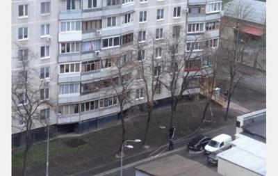 В харьковской многоэтажке прогремел взрыв
