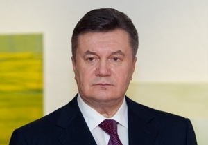 Янукович: Вопрос декриминализации статьи Тимошенко должна решать Рада