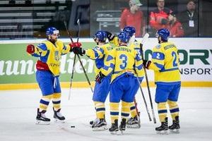 Хокей: Україна стартувала з перемоги над Румунією на ЧС-2018