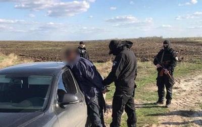 В Харьковской области задержали торговца оружием