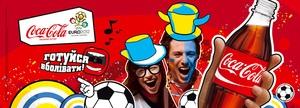 Coca-Cola відзначає  Рік до Чемпіонату УЄФА ЄВРО 2012™