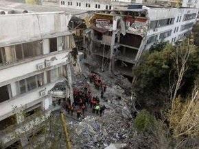 Спасатели извлекли два тела из-под обломков Рустави-2