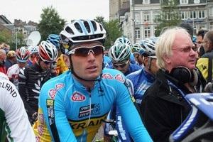 Український велогонщик Гривко фінішував у топ-15 прологу на Турі Романдії