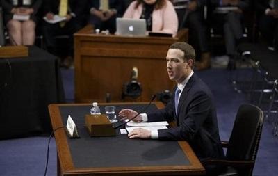 Facebook не будет давать показания в Палате представителей США