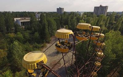 Авария на Чернобыльской АЭС. Припять до и после