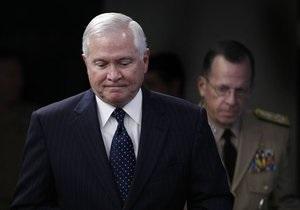 Глава Пентагона не исключает, что уйдет в отставку в 2011 году