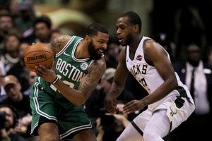НБА: Мілуокі обіграв Бостон і зрівняв рахунок в серії