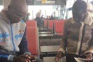 Спортсменов из Кении всю ночь продержали в аэропорту Харькова