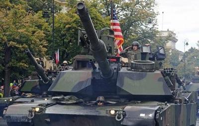 Пентагон хочет нарастить военный контингент в Польше