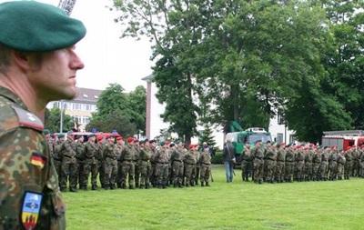 Минобороны Германии требует увеличить финансирование войск