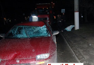 В Николаевской области уволили начальника райотдела ГАИ, сбившего насмерть пешехода