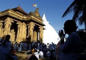 Из названий учреждений на Шри-Ланке исчезнет слово  Цейлон
