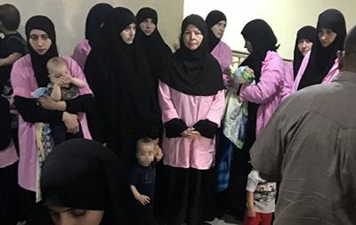 В Ираке 19 россиянок получили пожизненные сроки