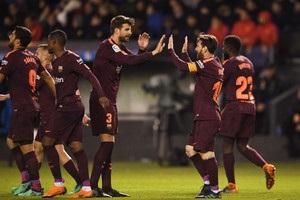 Барселона в 25-й раз стала чемпионом Испани