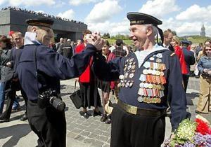 9 Мая киевские ветераны будут ездить на такси бесплатно
