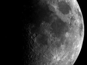Астрономы нашли на Луне пещеру