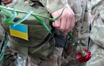На Донбасі покінчив життя український військовий