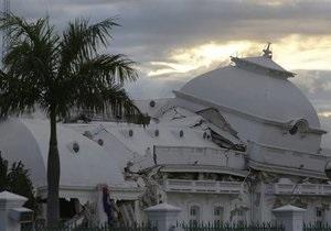 На Гаити снова произошло землетрясение