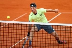 Стаховский проиграл на старте турнира в Остраве