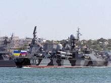 В Раде зарегистрирован проект постановления о выводе российского флота из Крыма