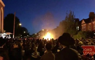В Лондоне на еврейском празднике произошел взрыв: 30 пострадавших