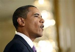Обама извинил лидера демократического большинства за расистские высказывания