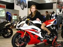 На выставке Мотобайк 2008 было представлено свыше 500 мотоциклов