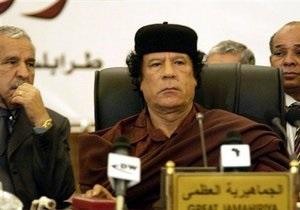 Источник: Каддафи намерен объявить о проведении  великих реформ