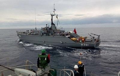Турецкое судно атаковало канонерку греческих ВМС