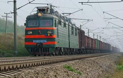 У Харківській області потяг на смерть збив пенсіонерку