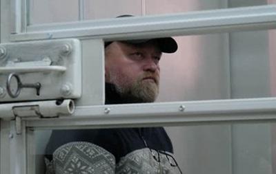 Рубана оставили под арестом на два месяца