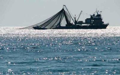 Россия задержала в Черном море украинское судно