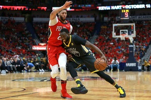 НБА: Новый Орлеан обыграл Голден Стэйт, Хьюстон разгромил Юту