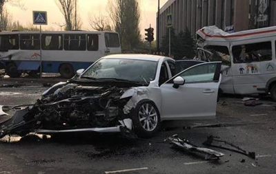 ДТП в Кривом Роге: подозреваемый умер из-за сердца