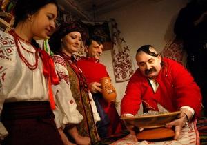 Фотогалерея: Покутили. В Киеве прошел мастер-класс по приготовлению украинских рождественских блюд