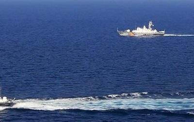 Россия проводит учения пограничников в Азовском море