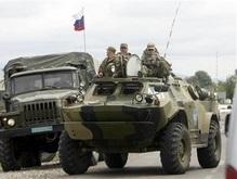 В России считают, что поставки из Украины вооружения Грузии провоцируют ее на войну
