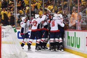 Вашингтон виграв серію у Піттсбурга вперше з 1994 року