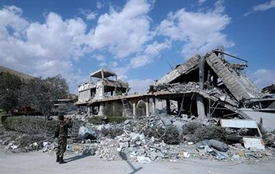Франція допускає нові удари по Сирії