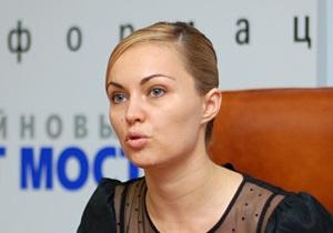 СБУ: Шилова не смогла доказать причастность вице-губернатора к взрывам в Днепропетровске
