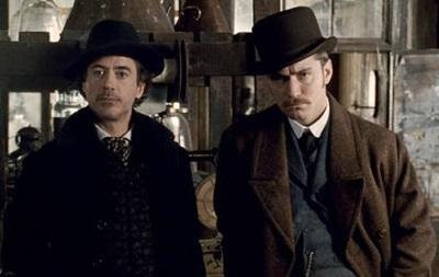 Стала известна дата выхода третьей части фильма Шерлок Холмс