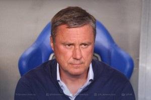 Хацкевич: Вратарь с опытом Бойко не имеет права пропускать такие мячи